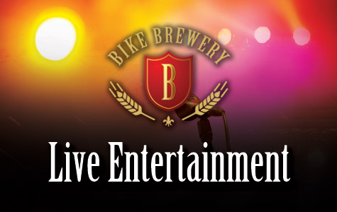 Live Entertainment at Bike Brewery