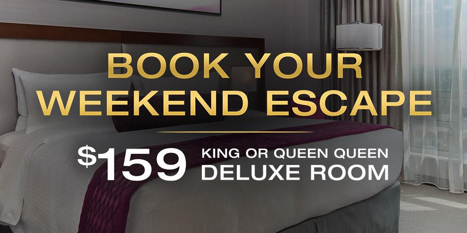 Book Your Weekend Escape 159 King Or Queen Deluxe Room